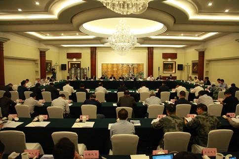 2018年太湖流域防总指挥长会议在锡召开