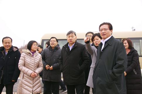 水利部副部长陆桂华来锡调研太湖水环境综合治理工作